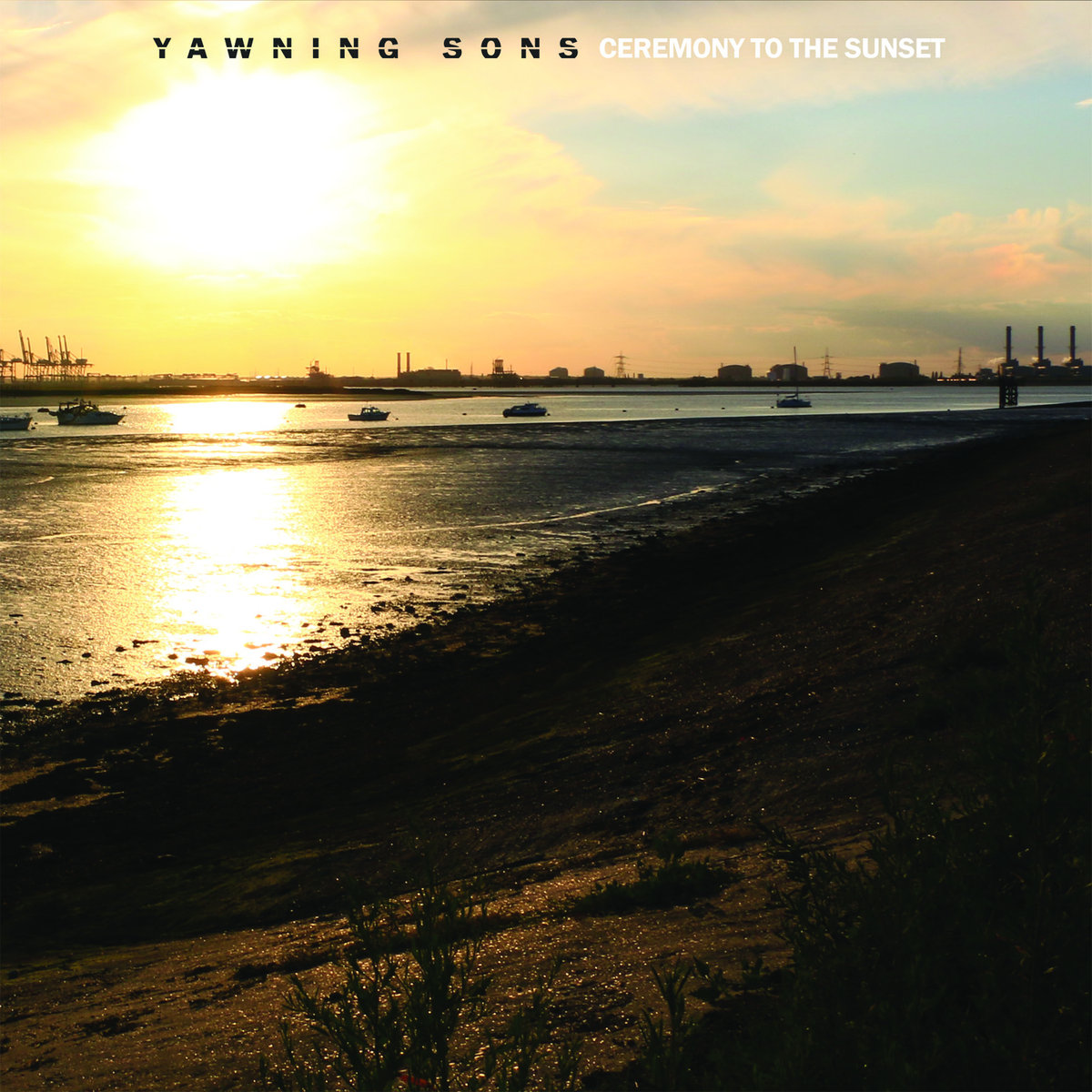 Yawning Sons - Ceremony to the Sunset (vinyl edition)